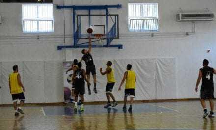 Τετράδα αήττητων στα ημιτελικά  του Laconia Summer Basketour