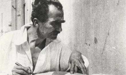 Η επιστολή του Einstein στον Καζαντζάκη