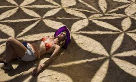Burning Man 2016: «Το εργαστήριο του Ντα Βίντσι»
