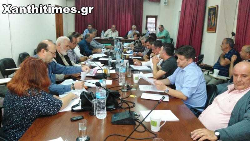 Κόντρα δήμου Αβδήρων και κατοίκων της Σκάλας Αβδήρων για την άδικη αύξηση της τιμής του νερού.