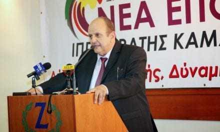 Ιπ. Καμαρίδης: Δεν βάλουμε κατά του δημάρχου, αλλά κατά της κακής άσκησης πολιτικής