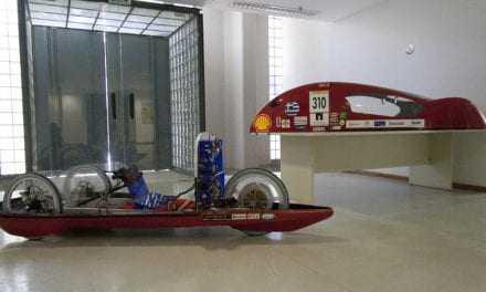 Η ομάδα «Προμηθέας» του ΕΜΠ παρουσίασε το νέο εξελιγμένο ηλεκτρικό όχημα «Πυρφόρος ΙΙ»