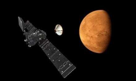 Ευρωπαϊκό ρομπότ σε κάθοδο προς τον Άρη