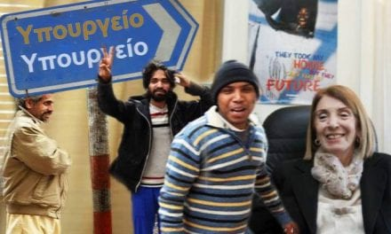 Άρχισαν τα όργανα. Οι «πρόσφυγες» της κυρά Τασίας δεν «λιάζονται» αλλά εγκληματούν