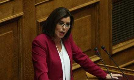 Άννα Μισέλ Ασημακοπούλου στο Πρακτορείο FM: Η πραγματική οικονομία παίρνει τελευταίες ανάσες
