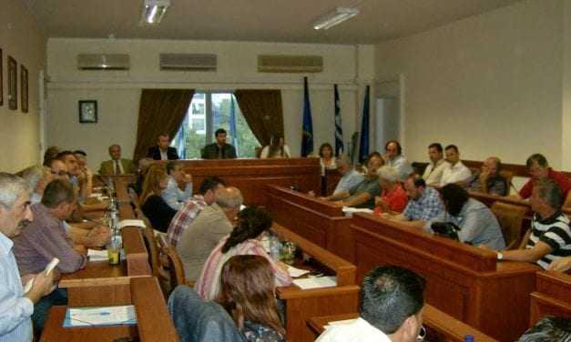 Συνεδριάζει την Δευτέρα το Δημοτικό Συμβούλιο Ξάνθης