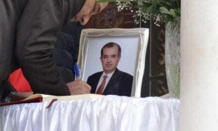 Κλείνει και ο πολιτικός κύκλος του εκλιπόντα Γ. Παυλίδη με την εκλογή νέου Περιφερειάρχη