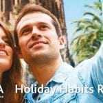 Αύξηση ταξιδιωτικών δαπανών των Βρετανών τουριστών παρά το Brexit