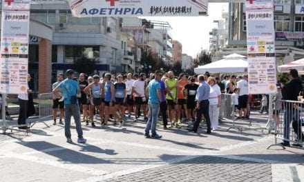 Διοργάνωση φιλανθρωπικού αγώνα δρόμου  από το Περιφερειακό Τμήμα Ξάνθης  του Ελληνικού Ερυθρού Σταυρού