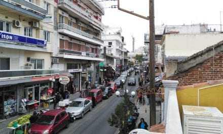 Οδός Κομοτηνής στην Ξάνθη. Χθες και σήμερα (ΒΙΝΤΕΟ)