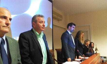 Ενός λεπτού σιγή από το Δημοτικό Συμβούλιο Ξάνθης για τον εκλιπόντα Γ. Παυλίδη