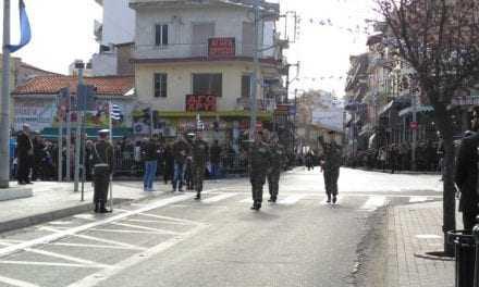 VIDEO+FOTO Από την παρέλαση των Στρατιωτικών τμημάτων στην Ξάνθη την 28η Οκτωβρίου 2016