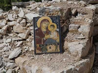 Η ζωντανή παρουσία της Παναγίας στον Ελληνοϊταλικό πόλεμο 1940 – 41