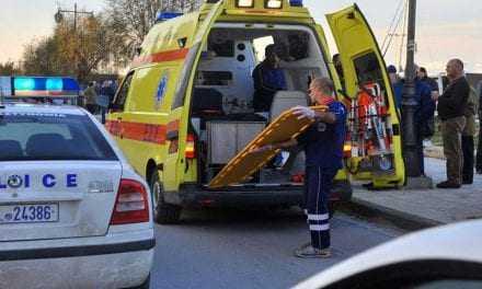 Γερμανίδα τουρίστρια, παρασύρθηκε από γυναίκα οδηγό στην Θάσο και έχασε την ζωή της