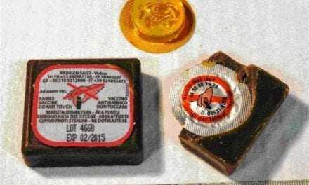 Εμβόλιο κατά της λύσσας της κόκκινης αλεπούς από αέρος. Προσοχή στους περιπατητές