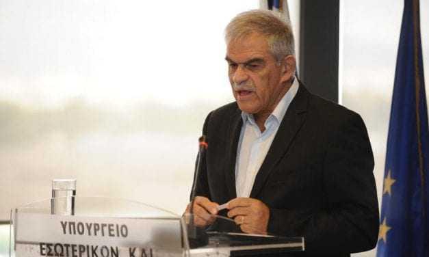 Παρουσία του Αναπληρωτή Υπουργού Προστασίας του Πολίτη Νίκου Τόσκα στις εορταστικές εκδηλώσεις για την 28η Οκτωβρίου στην Αλεξανδρούπολη
