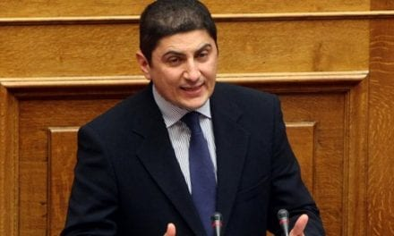 """Αυγενάκης από Γιαννιτσά: """"Η Κυβέρνηση Τσίπρα – Καμμένου οδηγεί τη χώρα σε αντιδημοκρατικό κατήφορο"""""""