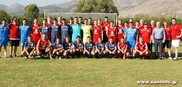 Φιλικό παιχνίδι: Xanthi FC – VFR Wilsche-Neubokel 2-1