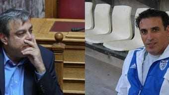 """ΣΥΡΙΖαίος αποκάλεσε τόν πρόεδρο του Συλλόγου Ολυμπιονικών με αναπηρία """"φασιστάκι της πλάκας"""""""