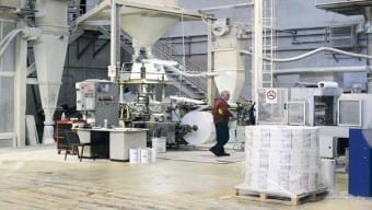Άρχισε την λειτουργία του το εργοστάσιο Ζάχαρης στην Ορεστιάδα