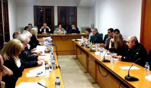 Συνεδριάζει την Τετάρτη 26 Οκτωβρίου το ΔΣ του δήμου Τοπείρου