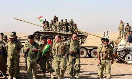 Οι Κούρδοι Πεσμεργκά «δεν θα υποχωρήσουν από περιοχές που κατέλαβαν από το ΙΚ»