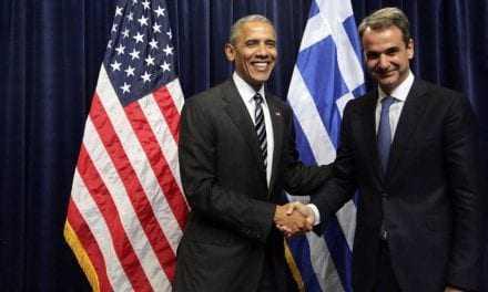 Κ. Μητσοτάκης σε Ομπάμα: Η έξοδος από την κρίση θα γίνει κυρίως με τη δική μας σταθερή μεταρρυθμιστική προσπάθεια