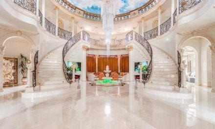 Πολυτελή σπίτια: Ένα… παλάτι στο Τέξας!