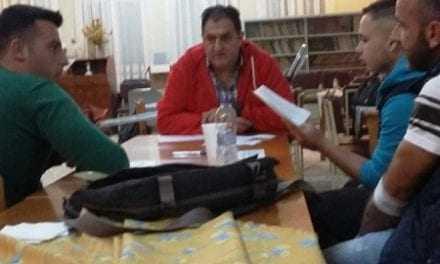 ΦΩΤΟΡΕΠΟΡΤΑΖ: Παρόντες στο πλευρό της κοινωνίας ο Πολιτιστικός Σύλλογος Μυρωδάτου «Οι Απίθανοι»