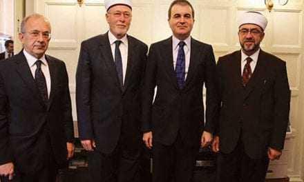 Μετά τον Έλληνα πρωθυπουργό, είδε τους ψευτομουφτήδες Θράκης