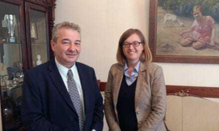Επενδυτικό ενδοιαφέρον του Καναδά για την περιοχή μας; Επίσκεψη στον Δήμαρχο Ξάνθης της συμβούλου της Πρεσβείας