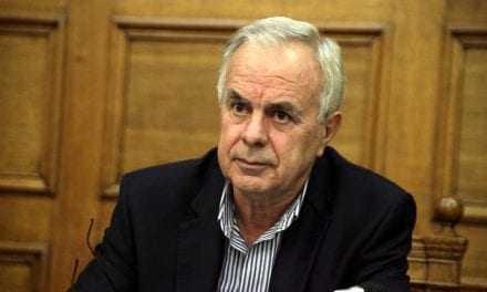 Στην Θάσο ο αναπληρωτής Υπουργός αγροτικής ανάπτυξης Μάρκος Μπόλαρης