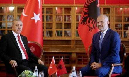 Αλβανία – Τουρκία: Βίοι παράλληλοι