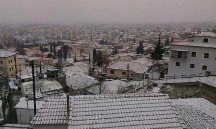 Έφτασε ο κακός καιρός στην Ξάνθη