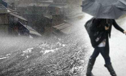 Για βροχές, καταιγίδες και πολύ ισχυρούς ανέμους προειδοποιεί η Περιφέρεια τους πολίτες