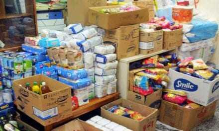 «Πρόγραμμα διανομής τροφίμων β' δόσης από την ΠΑΜΘ»