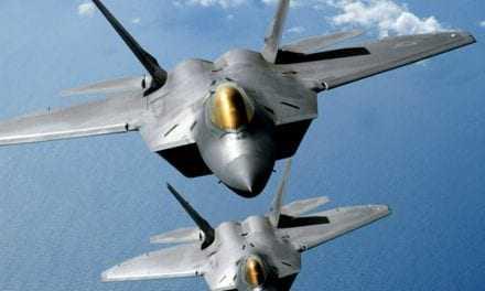 F22 ενάντια στη Daesh