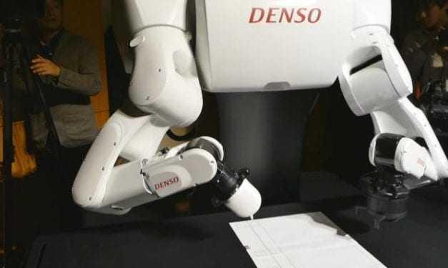 ΑΥΤΟ ΤΟ ΞΕΡΑΤΕ; Ρομπότ έδωσε εξετάσεις για να μπει στο πανεπιστήμιο και …απέτυχε (VIDEO)