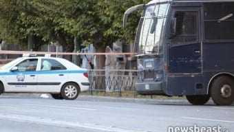 Άρωμα τρομοκρατίας στην καρδιά της Αθήνας