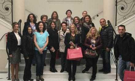 1η Διεθνική Συνάντηση στο 3ο Γυμνάσιο Αλεξανδρούπολης «Δόμνα Βισβίζη» στο πλαίσιο υλοποίησης ERASMUS+