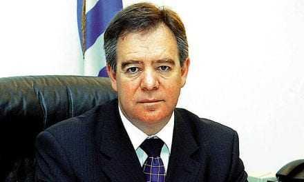 Ευχές από τον πρ. Υπουργό Αλέκο Κοντό