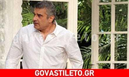 Ο Κώστας Αποστολάκης σε μία συνέντευξη-χείμαρρο στο govastileto.gr: «Ζούμε τη δυστυχία της αφθονίας»