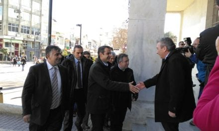 Στην Ξάνθη ο πρόεδρος Ν.Δ. Κ. Μητσοτάκης (ΒΙΝΤΕΟ+ΦΩΤΟ)