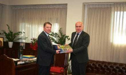 Επίσκεψη του Γενικού Πρόξενου της Βουλγαρίας στον Περιφερειάρχη