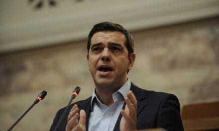 Τσίπρας: Ήρθε η ώρα η Ευρώπη να δείξει αλληλεγγύη στην Ελλάδα