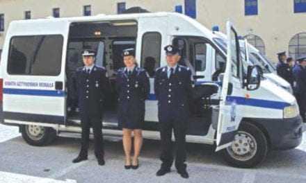 Δρομολόγια Κινητών Αστυνομικών Μονάδων (Κ.Α.Μ.) στην ΑΜΘ