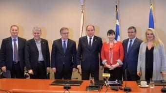 Πανεπιστήμιο, Δήμος Μύκης και JTI με στόχο την ολοκληρωμένη διαχείρηση τών υδάτινων πόρων