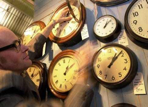 Η Πρωτοχρονιά θα καθυστερήσει 1 δευτερόλεπτο!