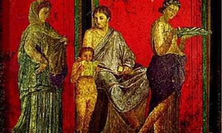 Αρχαία Ρώμη: πόλη του έρωτα, της ποίησης, της ζωγραφικής