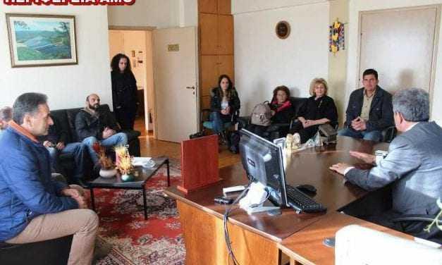 Λειτουργία γραφείου Αντιπεριφερειάρχη στο Επαρχείο Κ. Νευροκοπίου